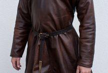 Hagyományőrző, fantazi, középkori öltözetek