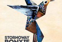 Official Stornoway Merchandise