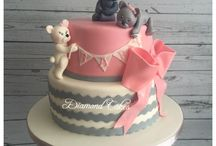 DC Cakes / Here are a number of cakes we have created