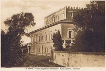 Old photographs of the Farm (built in 1841) / Old photographs taken in early 1900 by the ancestors of the Graziani family.