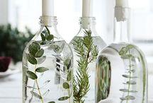 deco bouteilles