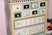 Hand Painted Furniture / by Mica Hemingway