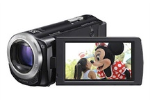 I Love camcorder / I like the camera because the camera can make any