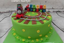 Thomas the Tank and Friends Cakes