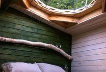 Dormitor copac