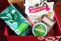 Jolly VoxBox / A look at the goodies found in Influenster's Jolly VoxBox