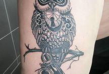OWL / MY NEW OWL