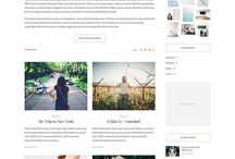 Blog Layout Collection