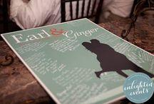 Programs & Paper / Wedding programs, invitations, & paper