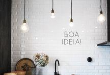Light / Ideas for lightening