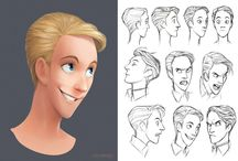 character design - boys