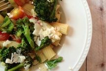 Pasta Recipes / We are a pasta lovin' family and below are some of our favoroite pasta recipes. / by Billie Hillier