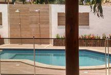 Cerca Removível para piscinas
