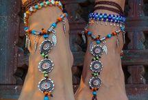 slave anklets