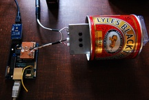 Making a radiation detector from a treacle tin / by OpenRelief