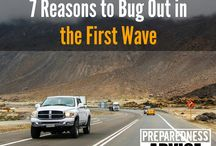 "Bugging Out / Everything related to bugging out: get home bags, bug out bags, bug out vehicles, evacuation routes, when to bug out, bug out location, safe destinations, and more. Get weekly ""Best of Preparedness Advice"" here --> http://bit.ly/2tRRzuy"