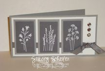 Stampin up - Pocket Shillouete