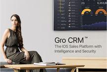 Gro CRM for Apple TV