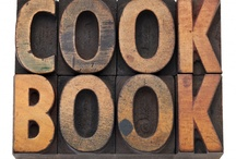 Cookbooks / by Holly Heiser-Ague