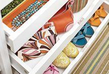 Гардеробные для леди / О красивых идеях для гардеробной комнаты