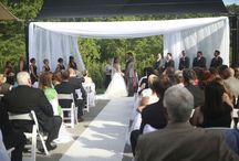 CVPA: Our Outdoor Wedding Style / Inspiration from outdoor weddings hosted by the Center for the Visual and Performing Arts