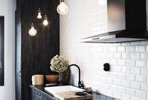 eclairage cuisine