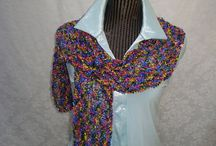 Fashionable Scarves / by designbyelena