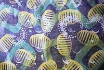 batik stuff / by Farp St
