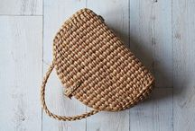 straw bags / This board is the inspiration to all my designs for seagrasstotes.com