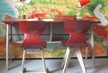 DIY metamorphosis / saving old furnitures and bring them new life