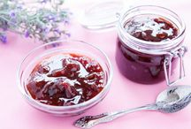 Jams / Ideas for home picked fruits