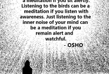 Health Self Care Mindfulness Meditation / by Rubie D