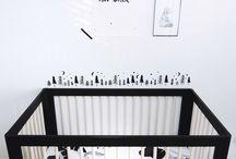 Nursery | Black and White
