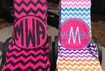 Monograms make the world go round