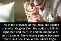 Joker / Why so serious?