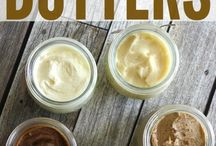 Butters, Spreads, Dips
