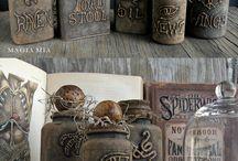 Halloween: Decorations