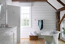 bathroom / by Plank and Trestle