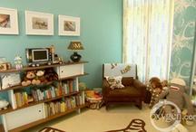 Baby Roger's Room