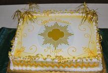 Gold award celebration ideas