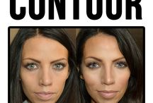 FACE CONTOURING AND  FOUNDATION