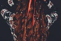 #Новогодние#причёски