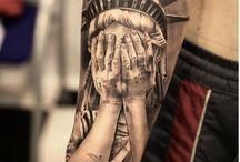 Tattoo Ideas / by John Langenfeld
