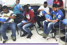 Barbeiro Profissional - Embelleze Madureira / Fotos das nossas aulas práticas das turmas de Barbeiro Profissional Em caso de interesse: Ligue: 3018-6200 / 3350-4001 WhatsApp: 97568-2101 #vempraembelleze  #essaéahora