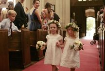 Bridal Party, Flower Girls & Ring Bearers / by Navy & Lavender