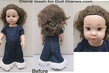 Dolls - Plastic & Vinyl