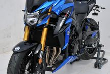 Suzuki GSX S 750 2017 by Ermax Design / Accessories
