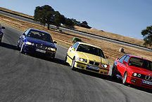 BMW M3 / The #BMW #M3 is a sport version of the BMW 3-Series, developed by BMW's in-house motorsport division, BMW M.  #M3 models have been derived from the E30, E36, E46, E90/E92/E93, and F80 3-series, and sold with coupe, saloon and convertible body styles.