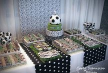 Soccer decorations ideas
