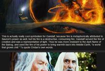 hobbit i pierścienie